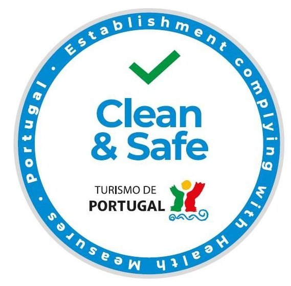 Clean and Safe certificate Portugal